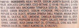 Scrub pentru corp - Garnier Fructis Oil Repair — Imagine N3