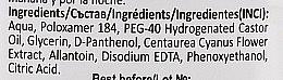 Apă micelară - Revuele Micellar Water Solution Cornflower Extract — Imagine N3