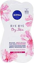 Parfumuri și produse cosmetice Mască nutritivă pentru pielea uscată a feței - Nivea Bye Bye Dry Skin