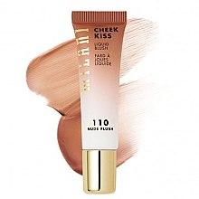 Parfumuri și produse cosmetice Fard lichid de obraz - Milani Cheek Kiss Liquid Blush
