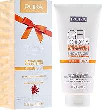 Parfumuri și produse cosmetice Gelul de duș revitalizant bogat în energie - Pupa Home Spa Shower Gel