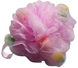 Parfumuri și produse cosmetice Burete de baie, multicoloră - Gabriella Salvete Body Care Mesh Massage Bath Sponge