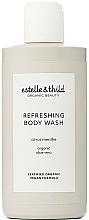 Parfumuri și produse cosmetice Gel revigorant de duș - Estelle & Thild Citrus Menthe Refreshing Body Wash