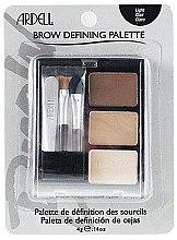 Parfumuri și produse cosmetice Set pentru sprâncene - Ardell Brow Defining Palette