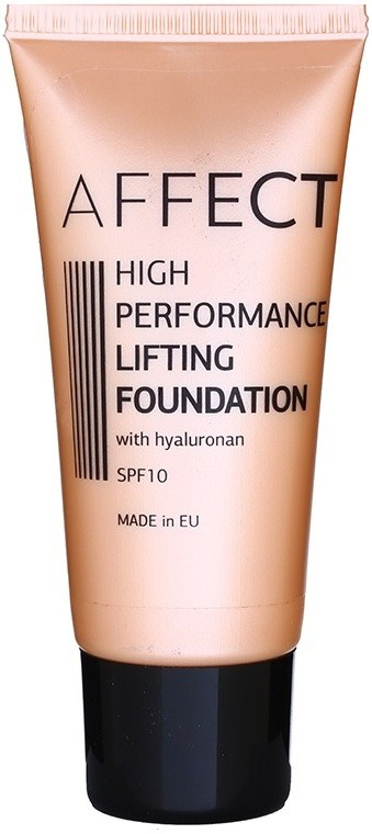 Fond de ten cremă cu efect de ridicare - Affect Cosmetics High Performance Lifting Foundation SPF10 — Imagine N1