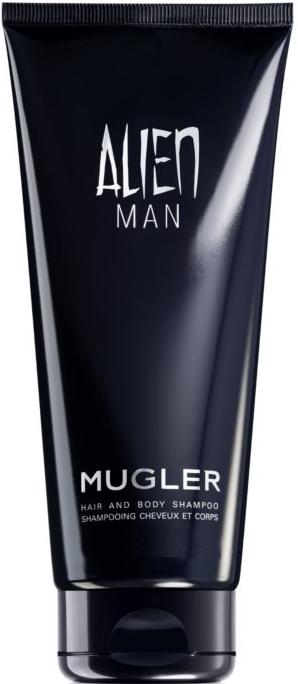 Mugler Alien Man - Șampon-gel de duș  — Imagine N1