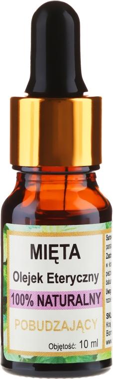 "Ulei esențial natural ""Mentă"" - Biomika Mint Oil"