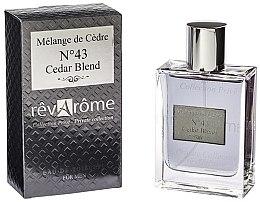 Parfumuri și produse cosmetice Revarome Private Collection No.43 Cedar Blend - Apă de toaletă