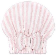 Parfumuri și produse cosmetice Prosop-pălărie pentru păr din microfibră, roz - Trust My Sister Microfiber Pair Cap Pink