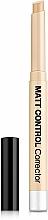 Parfumuri și produse cosmetice Corector matifiant - Dermacol Matt Control Corrector