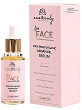 """Parfumuri și produse cosmetice Ser pentru față """"Argan"""" - One&Only Cosmetics For Face 100% Pure Argan Oil Serum"""