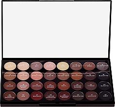 Parfumuri și produse cosmetice Paleta fard de ochi, 32 nuanțe - Makeup Revolution Ultra 32 Shade Palette Flawless