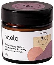 Parfumuri și produse cosmetice Peeling enzimatic cu acizi din fructe - Melo