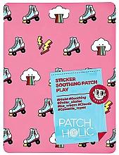 Parfumuri și produse cosmetice Patch-uri pentru față - Patch Holic Sticker Soothing Patch Play