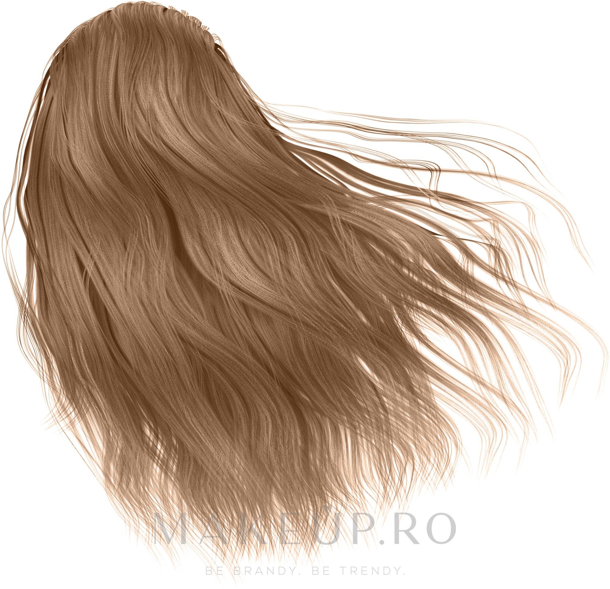 Vopsea de păr cremă - Revlon Professional Revlonissimo NMT — Imagine 6.35 - Ciemny Bursztynowy Blond
