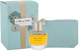 Parfumuri și produse cosmetice Elie Saab Girl of Now - Set (edp/50ml + bag)