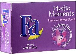 Parfumuri și produse cosmetice Săpun-cremă - Fa Mystic Moments Shea Butter & Passion Flower Cream Soap