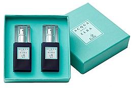 Parfumuri și produse cosmetice Acqua Dell Elba Blu - Set (edp/2x15ml)