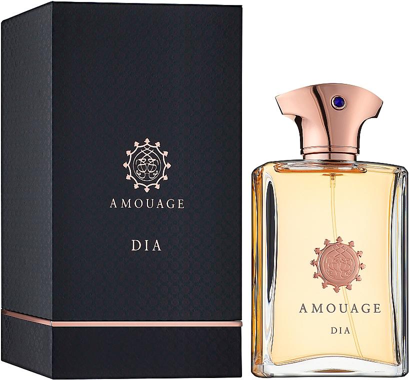 Amouage Dia - Apă de parfum — Imagine N2