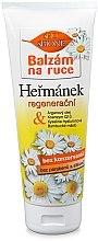 Parfumuri și produse cosmetice Balsam cu mușețel pentru mâini - Bione Cosmetics Hermanek