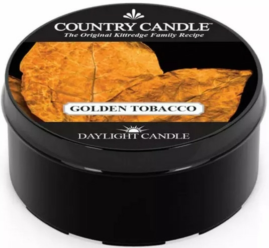 Lumânare aromată - Country Candle Golden Tobacco — Imagine N1