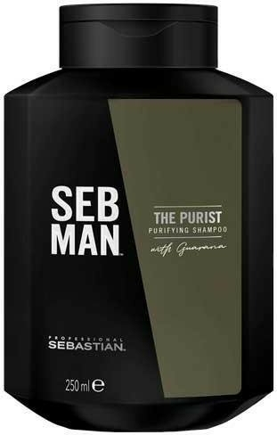Șampon - Sebastian Professional Seb Man The Purist Purifying Shampoo