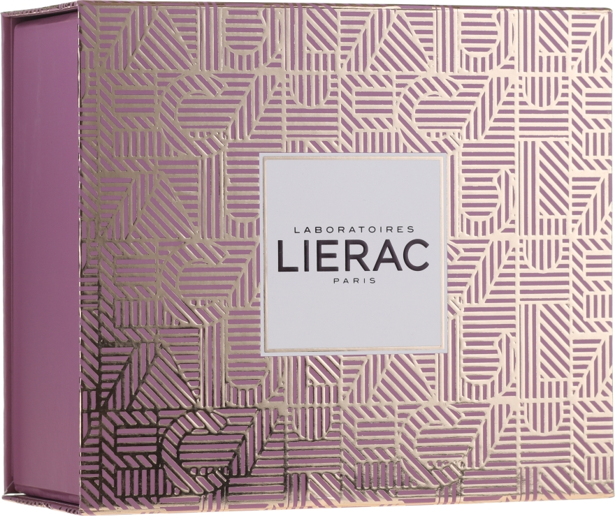 Set - Lierac Lift Integral Anti-Age (f/cr/50ml + eye/ser/15ml) — Imagine N1