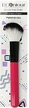 Parfumuri și produse cosmetice Pensulă pentru blush, roz - Econtour Simple