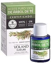 Parfumuri și produse cosmetice Ulei natural de arbore de ceai - Voland Nature Tea Tree Oil