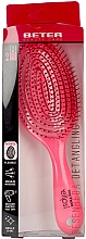 Perie pentru păr lung, roz - Beter Elipsi Detangling Brush Large Fucsia — Imagine N3