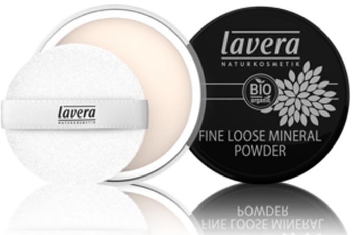 Pudră de față - Lavera Fine Loose Mineral Powder — Imagine N2