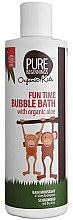 Parfumuri și produse cosmetice Spumă de baie - Pure Beginnings Fun Time Bubble Bath with Organic Aloe