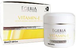 Parfumuri și produse cosmetice Cremă hidratantă cu vitamina E pentru față - Egeria Vitamin-E Moisturizing Skincare Cream