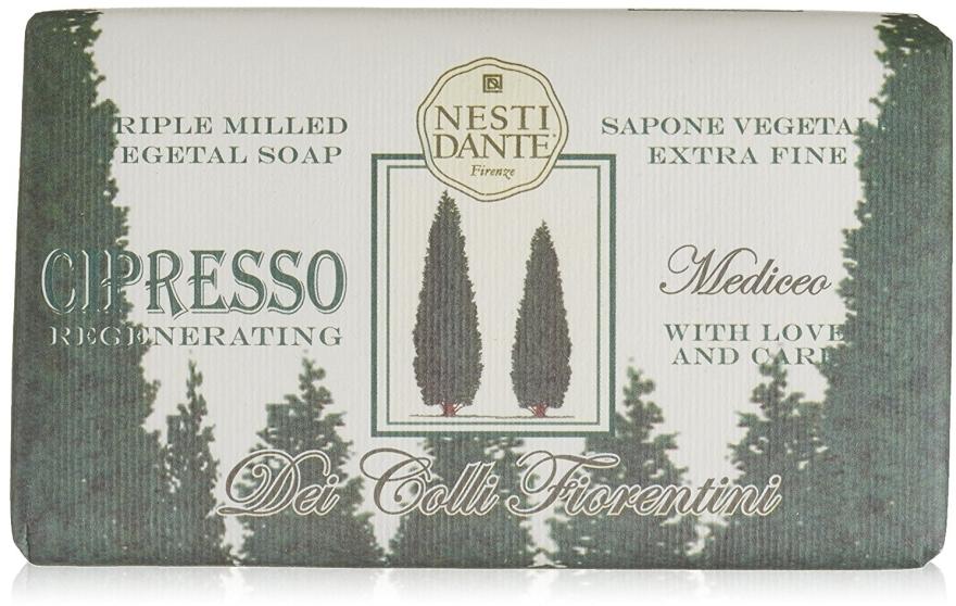 """Săpun """"Cypress"""" - Nesti Dante Dei Colli Fiorentini Cypress Tree Soap"""