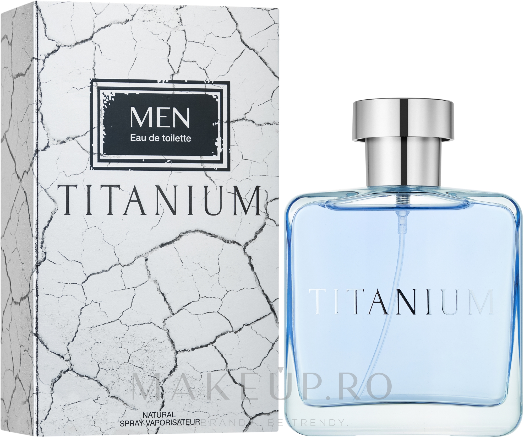 Vittorio Bellucci Titanium Men - Apă de toaletă — Imagine 100 ml
