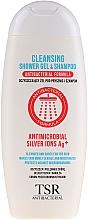Parfumuri și produse cosmetice Șampon-gel de duș 2 în 1 - TSR Cleansing Shower Gel & Shampoo