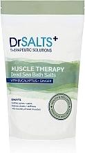 Parfumuri și produse cosmetice Sare de baie - Dr Salts+ Therapeutic Solutions Muscle Therapy Dead Sea Bath Salts