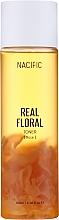 Parfumuri și produse cosmetice Toner facial pentru petale de trandafir - Nacific Real Floral Rose Toner