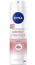 Parfumuri și produse cosmetice Deodorant-spray - Nivea Women Deospray Winter Moiments