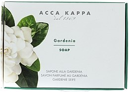 """Parfumuri și produse cosmetice Săpun - Acca Kappa """"Gardenie"""""""