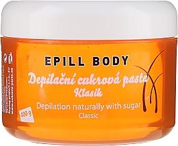 Parfumuri și produse cosmetice Pastă depilatoare pentru corp - Epill Body Depilation Naturally With Sugar Classic