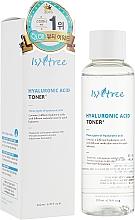 Parfumuri și produse cosmetice Toner hidratant cu acid hialuronic - IsNtree Hyaluronic Acid Toner