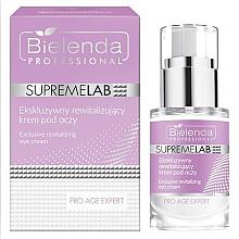 Parfumuri și produse cosmetice Cremă regenerantă pentru ochi - Bielenda Professional SupremeLab Pro Age Expert