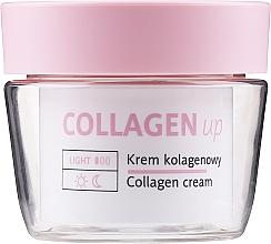 Parfumuri și produse cosmetice Cremă de față cu colagen 50+ - Floslek Collagen Up Collagen Cream
