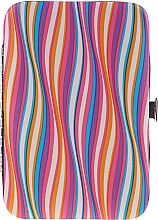 Parfumuri și produse cosmetice Set instrumente de manichiură, 6 piese, 79689, multicolor - Top Choice
