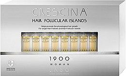 Parfumuri și produse cosmetice Loțiune pentru stimularea creșterii părului, pentru femei, 1900 - Labo Crescina Hair Follicular Island 1900 Woman