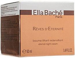 Parfumuri și produse cosmetice Cremă de noapte anti-îmbătrânire - Ella Bache Eternite Eternal Night Cream