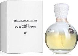 Lacoste Eau De Lacoste Pour Femme - Apă de parfum (tester cu capac) — Imagine N2