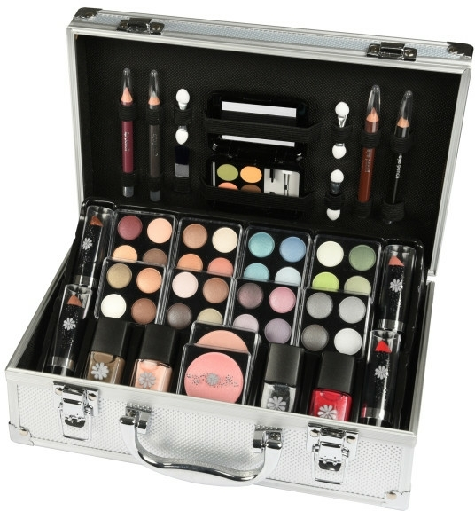 Set cosmetic - Makeup Trading Schmink Set Alu Case — Imagine N1