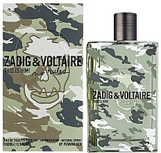 Parfumuri și produse cosmetice Zadig & Voltaire This Is Him No Rules Capsule Collection 2019 - Apă de toaletă